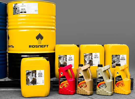 масло Роснефть 5w-30