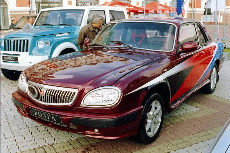 Расход топлива на ГАЗ 3105