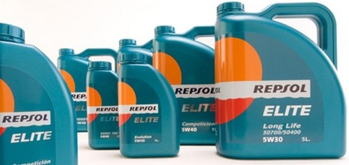 Моторное масло Репсол