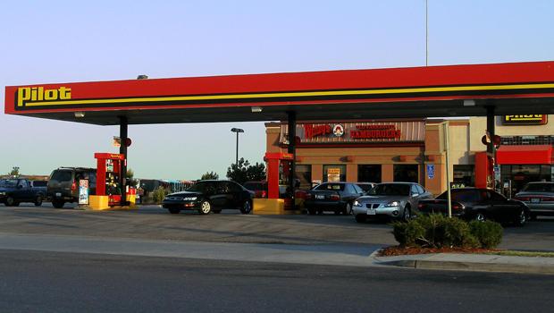 Бензин в Америке