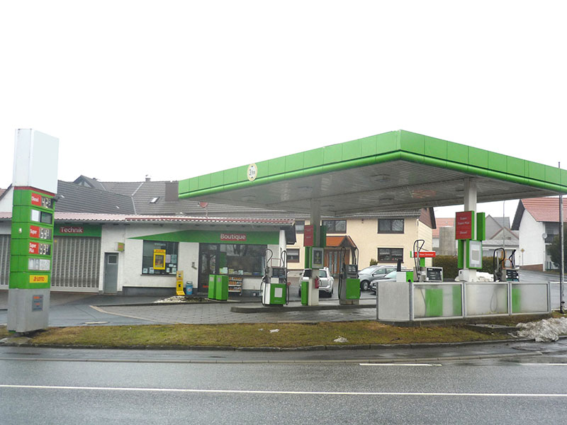 Бензин в Европе