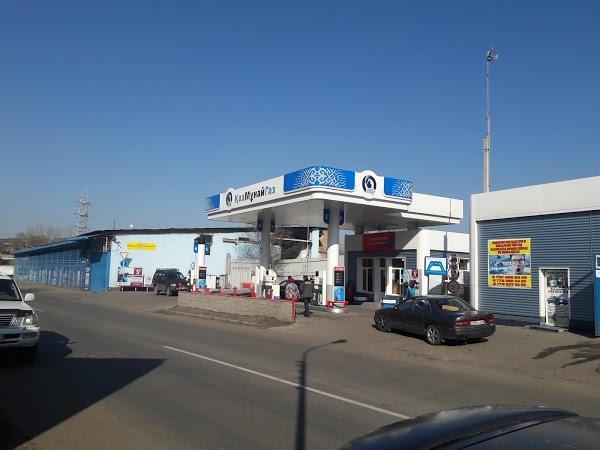 Бензин в Казахстане