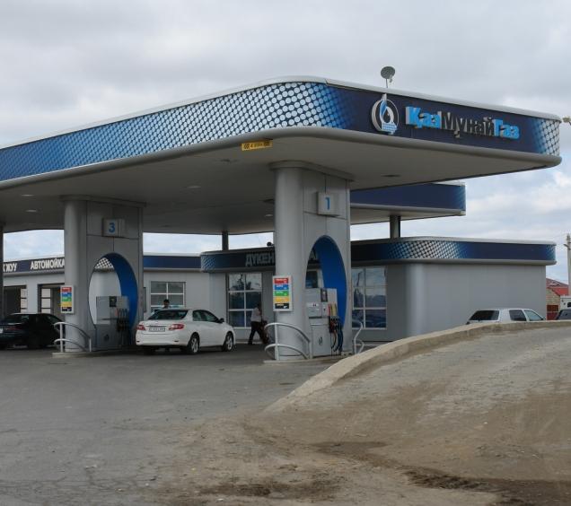 Цена бензина в Казахстане