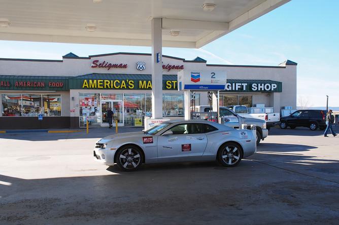 Стоимость бензина в США за литр