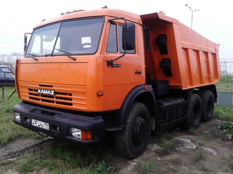 Расход топлива Камаз 65115