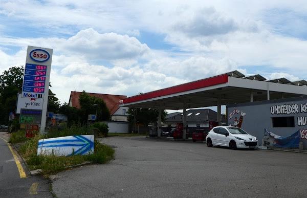 Топливо в Германии