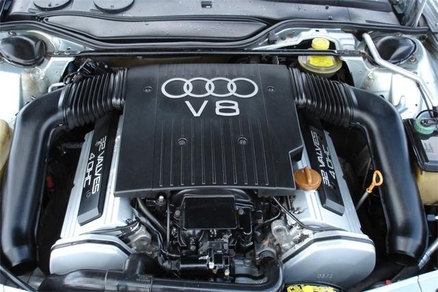 8 цилиндровые двигатели
