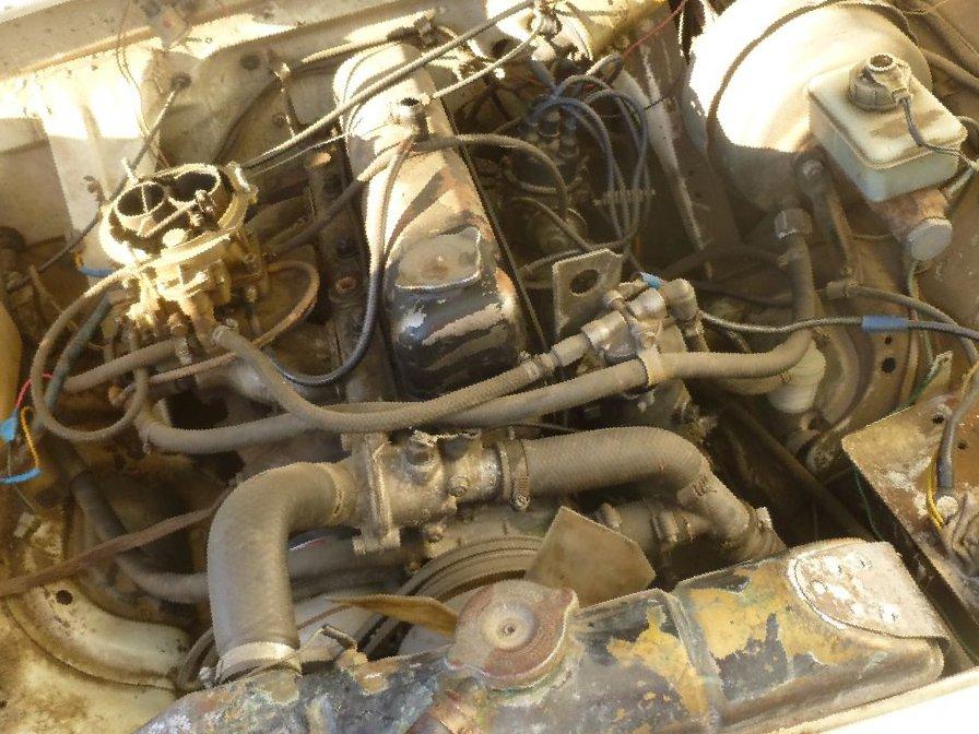 Работа цилиндров двигателя 402