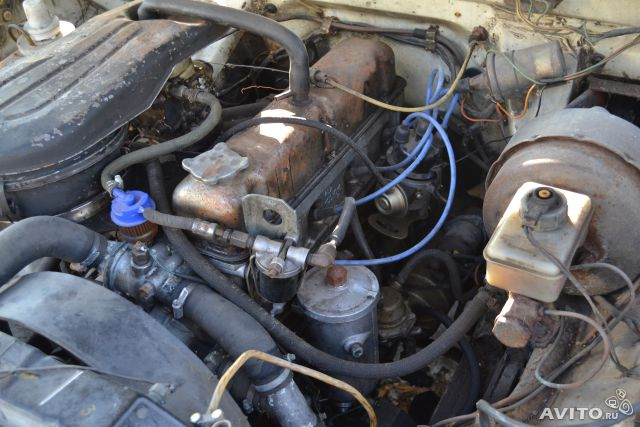 Зажигание на 402 двигателе