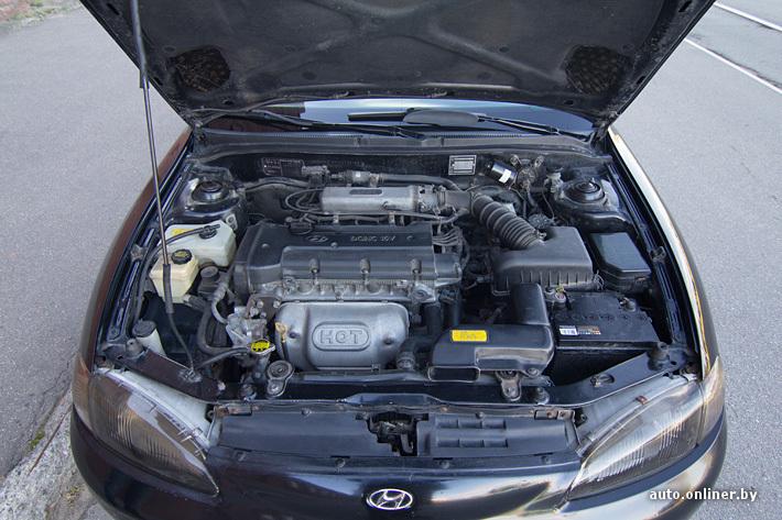 Hyundai рычит при разгоне
