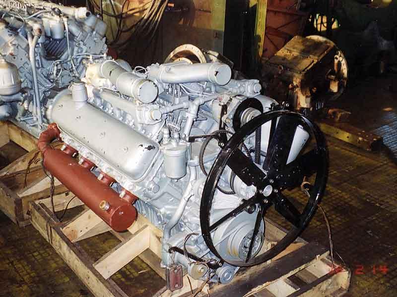 Масло для двигателей ЯМЗ